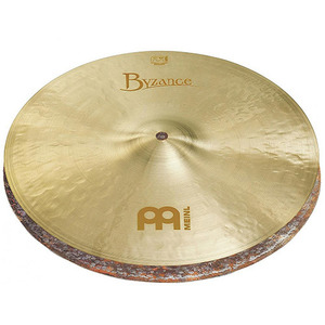 Meinl Byzance Jazz Thin Hi-Hat 심벌 14인치 B14JTH